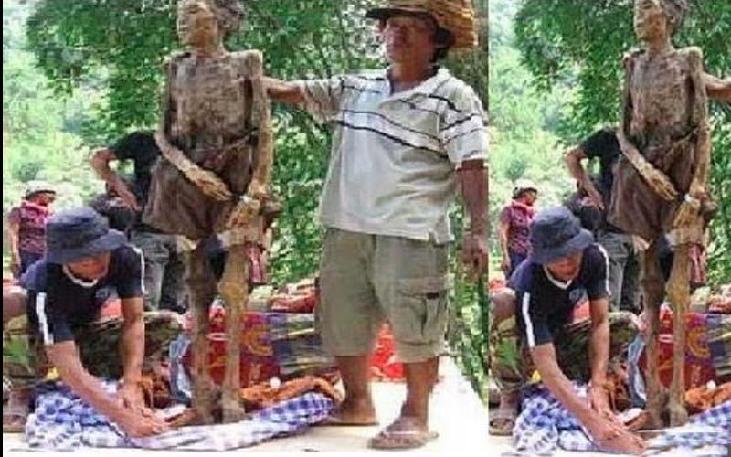 印尼流傳一種神秘詭譎的黑巫術,竟讓往生者自行走路躺進自己的棺材?!毛毛der~~  -
