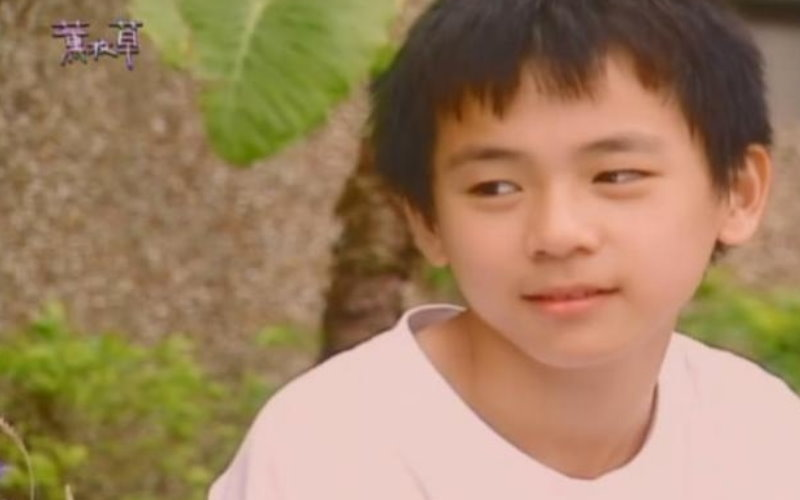 還記得當年演《薰衣草》童年季晴川的那個小男生嗎?小時候帥氣可愛的他,長大後依然帥氣爆表!絲毫沒有長歪阿!  -