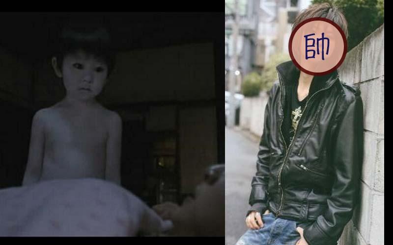 《咒怨》里的小男孩俊雄现在已经长大罗!20岁的他已经变成花美男了呢!