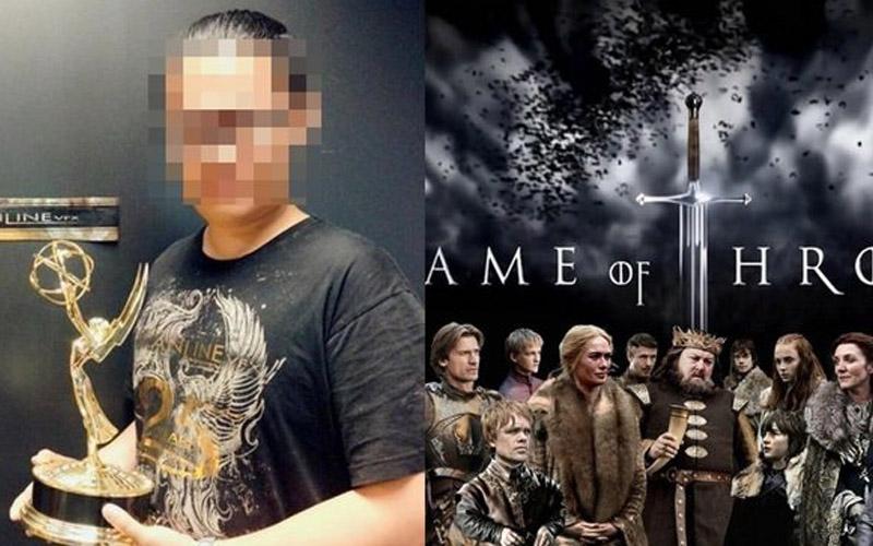 鬼島老闆只肯給他23K...這個台灣年輕人幫《冰與火之歌》奪艾美獎立刻被挖角年薪500萬!網友:千萬別回來!  -