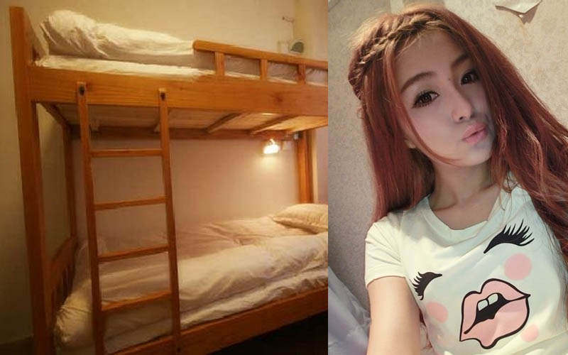 睡到半夜竟聽到室友在上鋪「銀叫」,嗯啊聲讓我不忍打斷只好繼續裝睡,結果隔天...