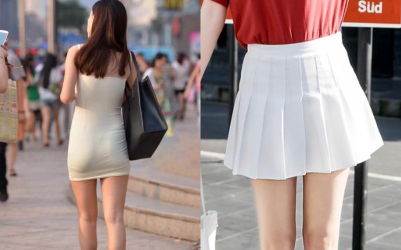 她想買短裙卻被告知「只剩最後一件穿在店員身上」,接著後勁超強的一句話讓她留下超深陰影!:原味覺醒