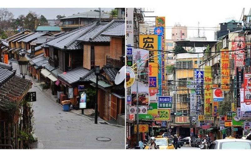 為何台灣市容跟任何一個國家比就是醜到慘輸!神人網友用幾張圖讓你淺顯易懂這真正的原因!