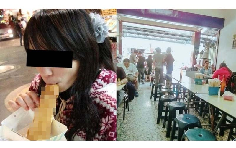 人妻就是狂啊!帶老婆去小吃店用餐,她竟大聲嚷嚷著要吃肉O!老公神回笑死一批網友!