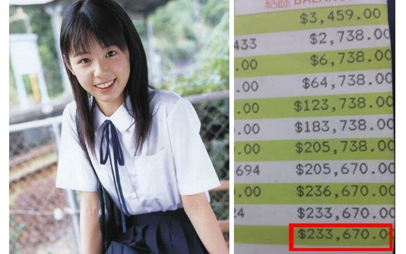 哪來的錢?!網友看到國一妹妹的存款短短幾個月「從兩千遽增到二十萬」!她嚇到PO文求助,網友:不單純