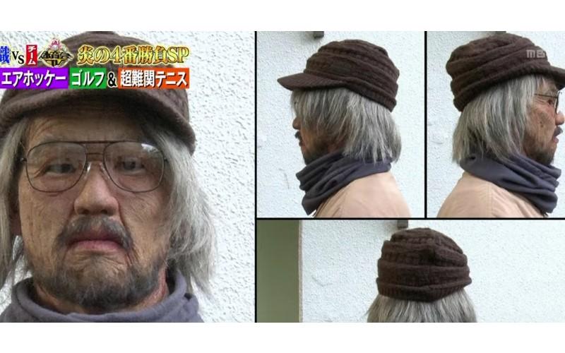 前田健太喬裝老人進校園,一投球『小球員』瞬間驚呆了!