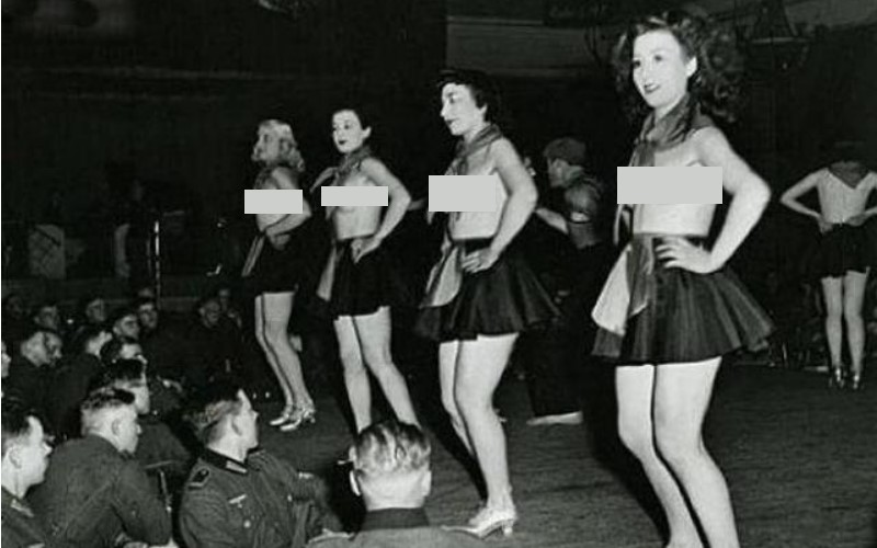 殘暴慎入!二戰哪國輪姦婦女最變態?這戰勝國連自己人也下手!網友:「泯滅人性」