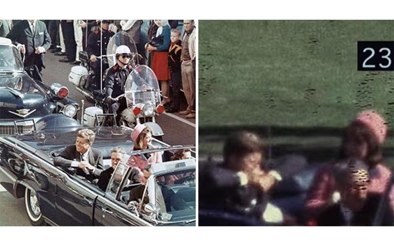 新證據顯示殺死甘迺迪的兇手可能是「前第一夫人賈姬」!注意她手裡的東西…(內有影片)