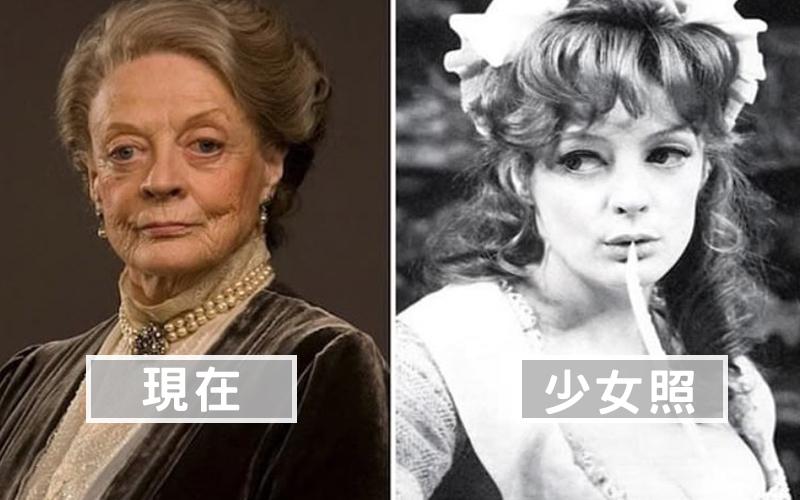 29張好萊塢資深女演員「年輕 VS 現在」美貌對比照:麥教授少女低胸照根本正翻!