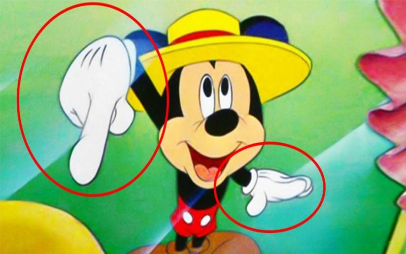 為什麼早期的卡通人物都要戴著白手套?動畫歷史學家揭開手套背後暗藏的神祕玄機!