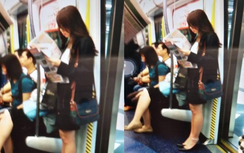 6年前他在地鐵偶遇「女神」不敢表白,時隔多年PO文,感動不少人。
