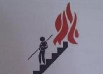 火災安全注意事項。