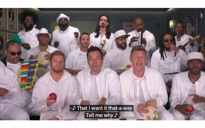 25年還是一樣帥!「新好男孩」Backstreet Boys 全新單曲回歸,男孩變大叔一樣魅力不減!