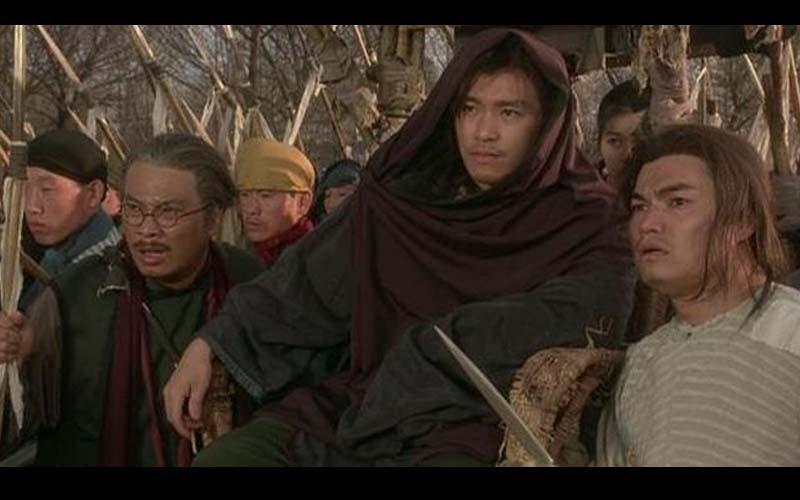 從小看到大的星爺電影《武狀元蘇乞兒》你有發現大明星楊冪也有演嗎?