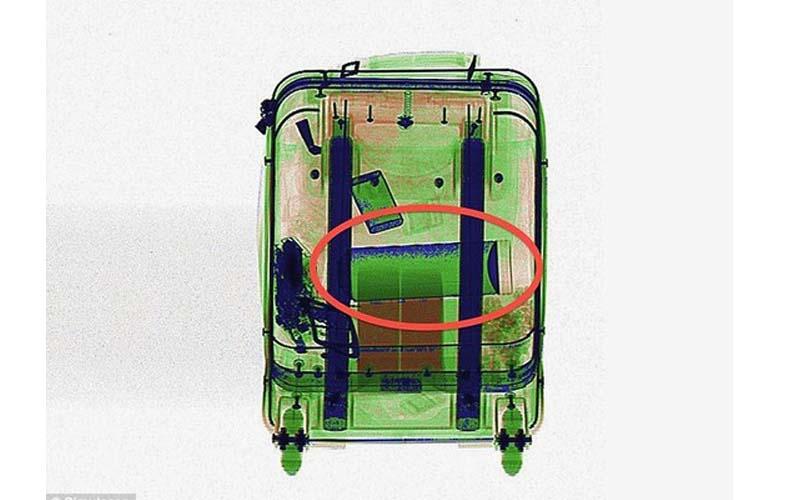 嫌機場的安檢慢嗎?讓你來嘗試看看X射線下能否找出這些行李中的禁運品!!