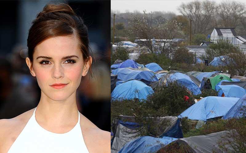 超過一萬人連署,怒嗆把「艾瑪.華森」送進難民營!!!但這一切緣由是她自找的...