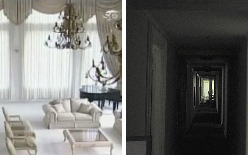 記得「流星花園」中道明寺住的豪華別墅嗎?那時所用的豪宅場景沒想到15年後竟然變成這樣...!!