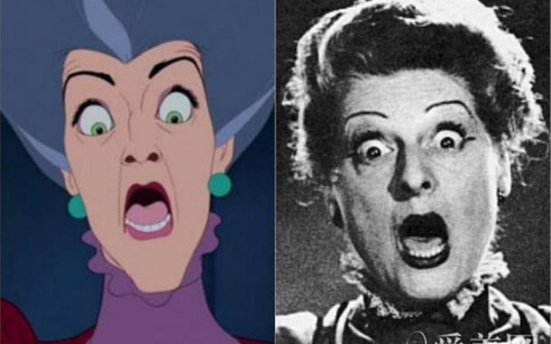 原來每個迪士尼角色都有個真人模型!!真人版「貝兒」也太美了!!!!
