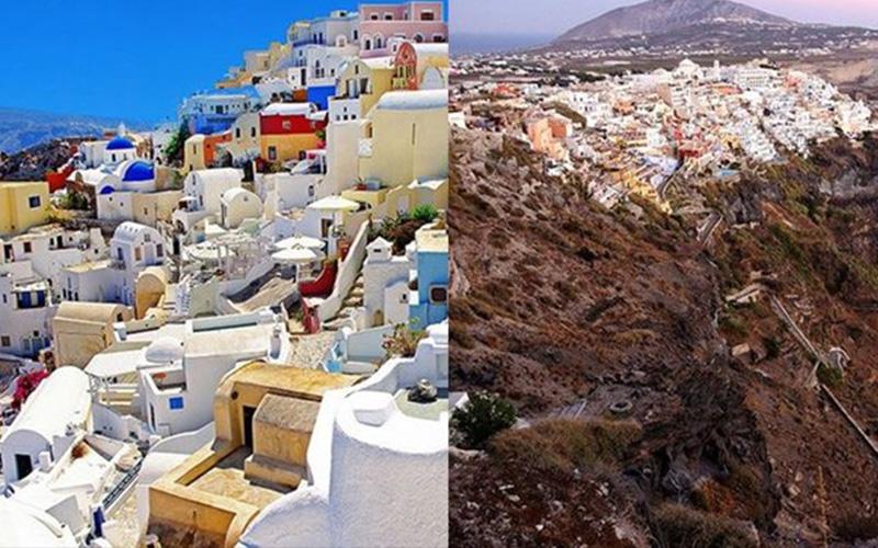 這些世界知名景點照美到讓人不敢置信,但「換個角度看」卻會讓你驚訝到嘴巴合不起來!!