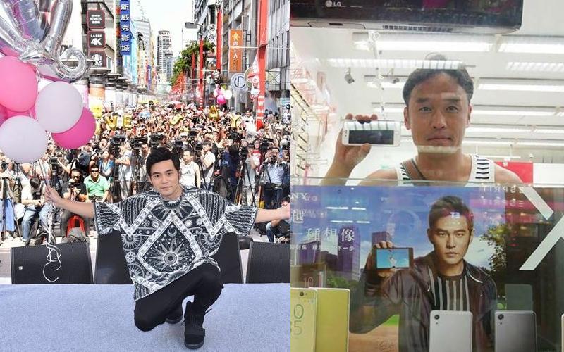 「AV界杰倫」現身周董新專輯簽唱會,臉書直播不斷稱讚「死勾以」!