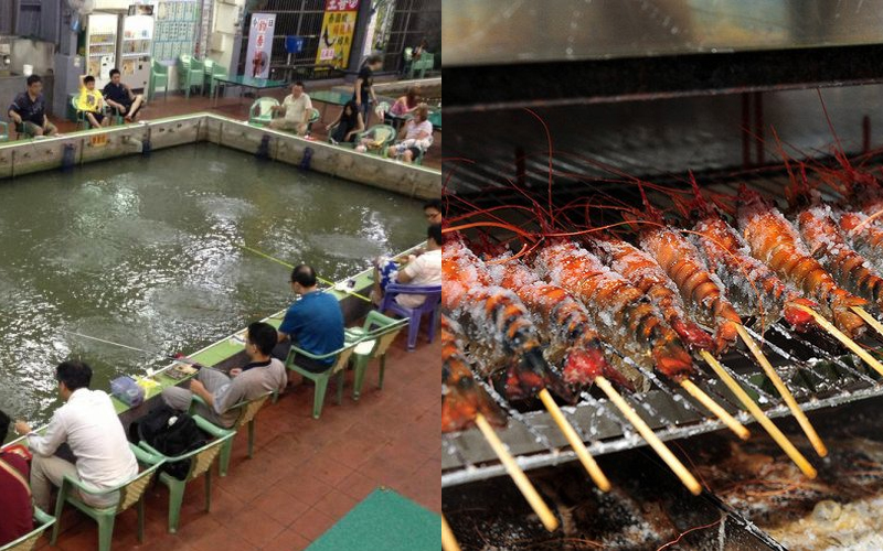 釣蝦場濁綠水池的蝦真的能吃嗎?網友專業發文公開業者秘密:難怪泰國蝦越北越貴!