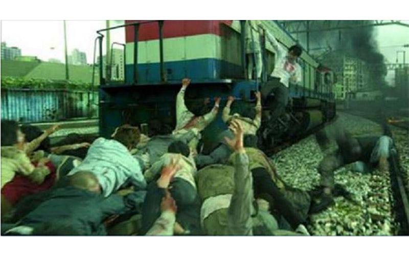 大家都有看過《屍速列車》但你一定不知道原版的結局其實是....最後倖存的只有「他」!