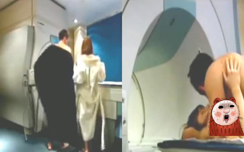 謎片碰撞交合畫面已落伍!用核磁共振透視男女啪啪抽插過程,黑白畫面照樣讓人臉紅心跳呀!(有影片)
