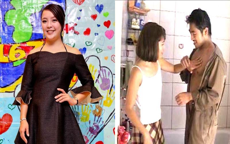10年前她和阿賢合拍《台灣水電工》轟動全台,被封「台灣第1女優」,沒想到如今的她