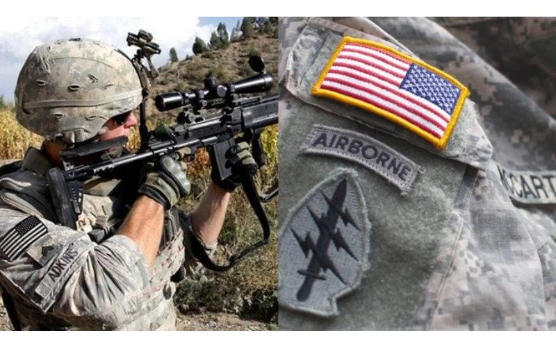 絕對不是戴反!你知道為什麼美軍制服右臂上的「國旗是反的」嗎?原因其實這麼有意義!