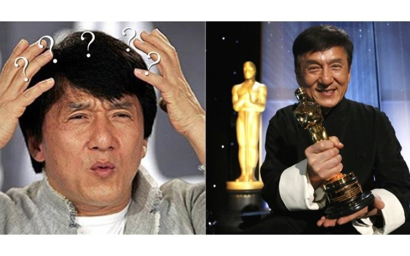 華人首位!成龍奪下「奧斯卡終生成就獎」!得獎原因竟是...:這點我服了!