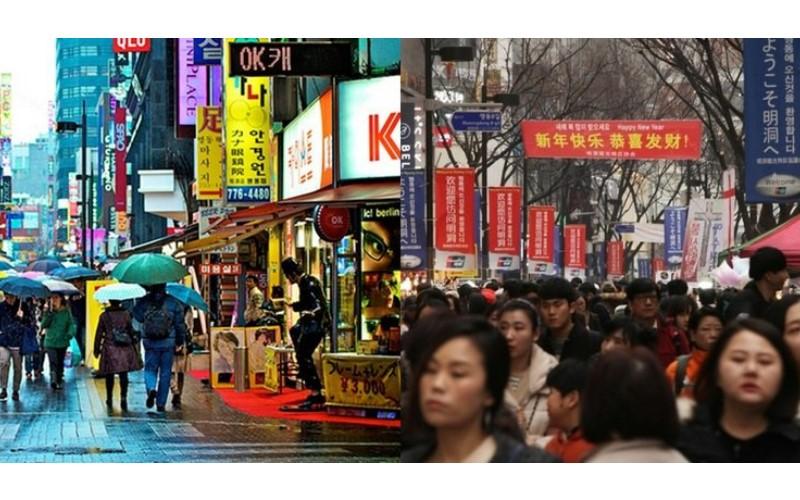 「台灣喊沒陸客店家會倒閉」韓國陸客大幅暴跌竟完全不擔心 只因為...網友:台灣學著點