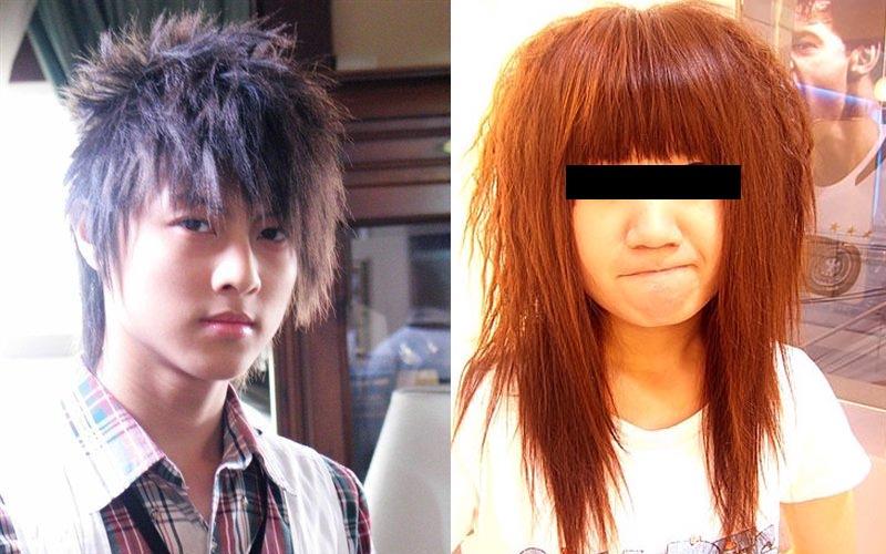 台灣7、8年級生年輕時最潮最炫的必燙「中二髮型」,現在回過頭看根本是黑歷史啊!
