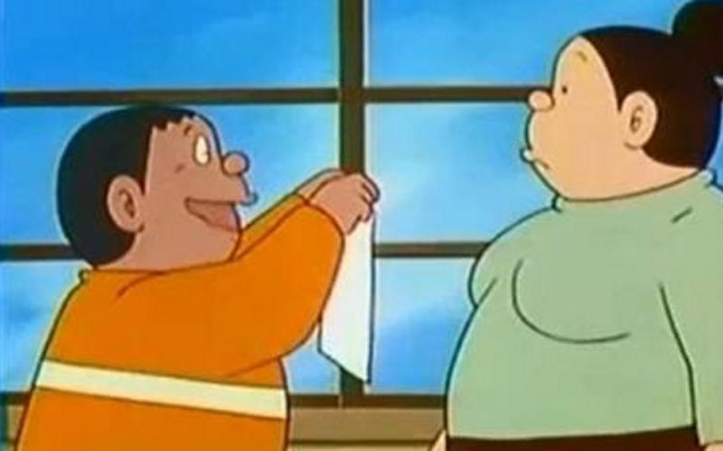 胖虎只是個國小生身高就有180? 虎爸虎媽更是突破天際!網友直呼  「全家都是怪物啊!」