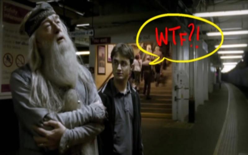 37個連「哈利波特」鐵粉也不知道的隱藏秘密!#29沒想到電影中早就出現過愛愛場景了?
