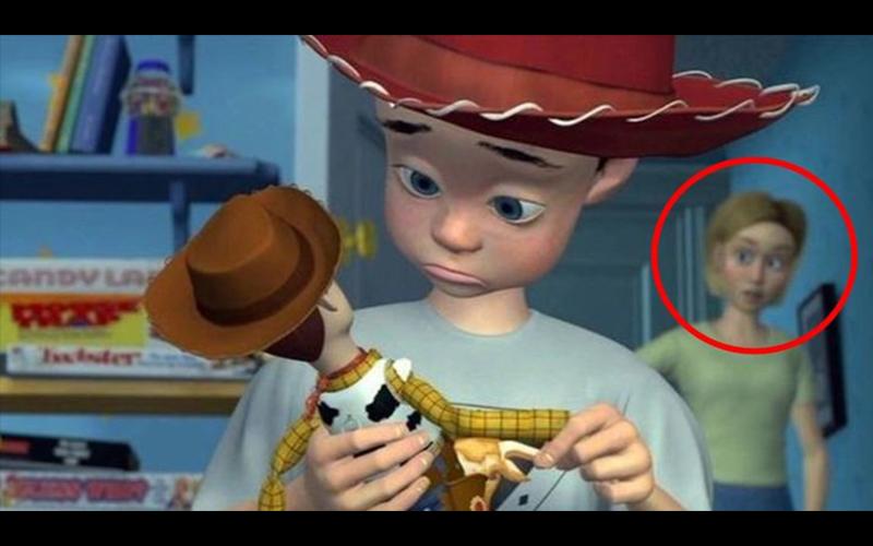 《玩具總動員》安迪媽媽驚人身分大揭密!網友神分析指出關鍵就在「牛仔帽」!:太神!!
