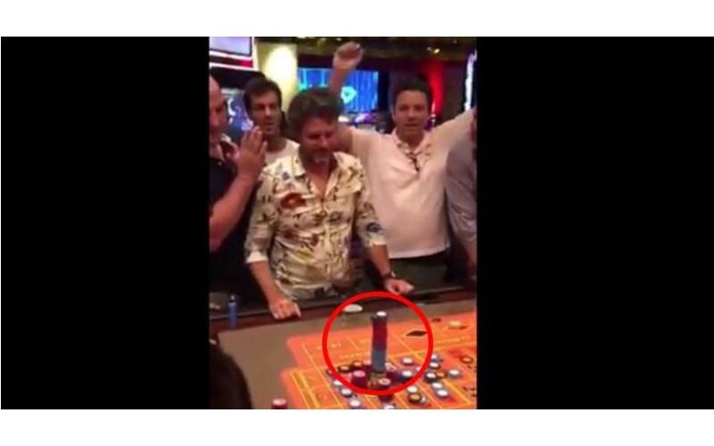 瘋了!男子賭場玩輪盤竟「拿100萬」押同一個數字...但下一秒結果跌破大家眼鏡!(圖+影)
