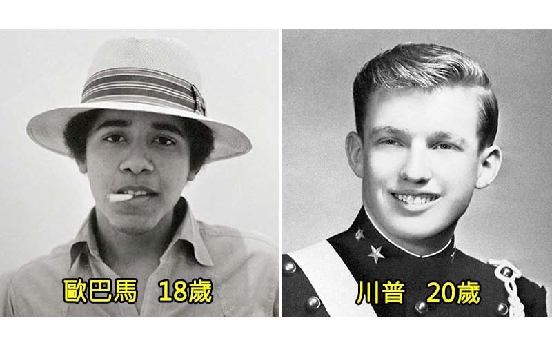 30張證明「當總統根本太浪費」的美國歷任總統年輕鮮肉帥照!