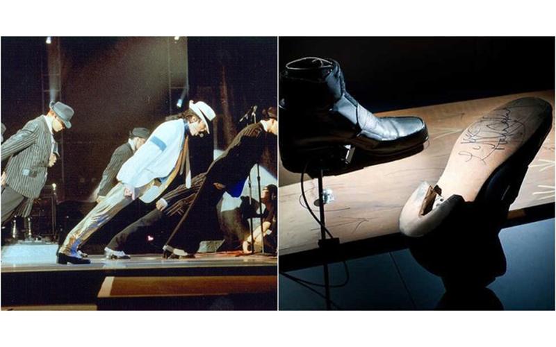 麥可傑克森「45度傾斜舞步」到底怎麼辦到的?!全世界困惑多年後真相被揭開了:震驚到不行!
