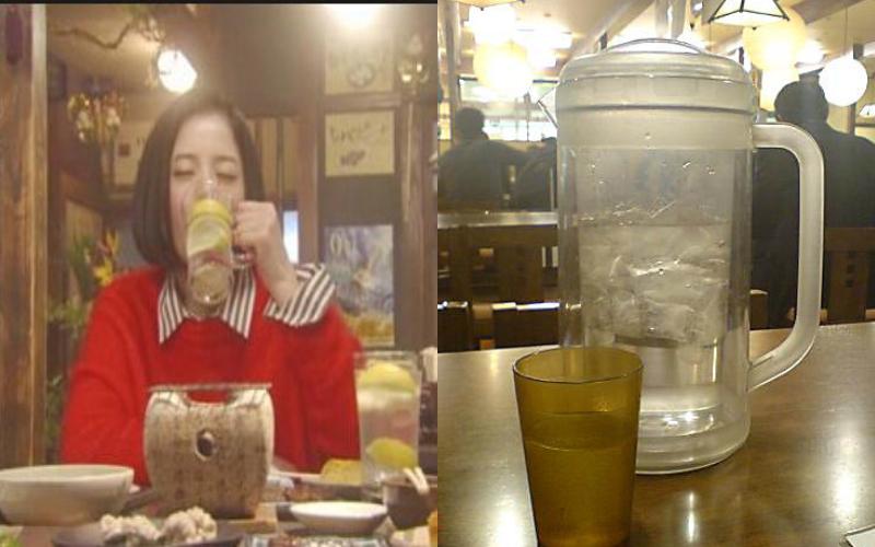 冬天也不例外!為何日本餐廳就連下雪天都「送冰水」?原因其實超暖心!