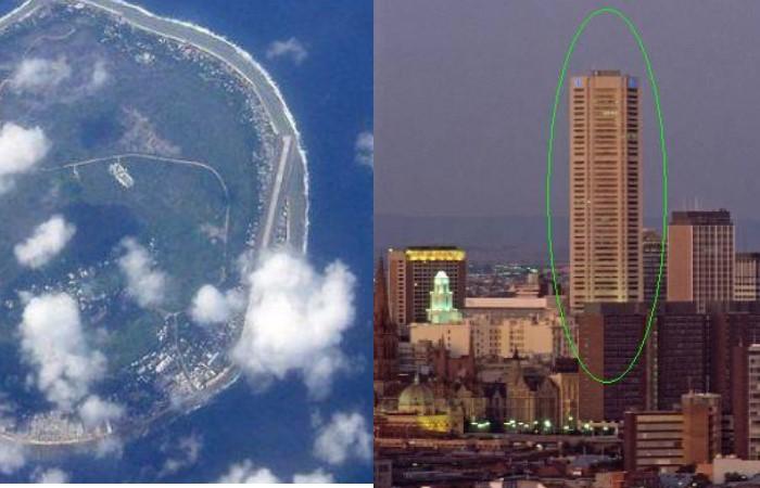 世界上最小的島國曾靠「鳥糞」暴富,花錢不手軟。如今卻窮得要舉國移民到「一棟大廈」裡!