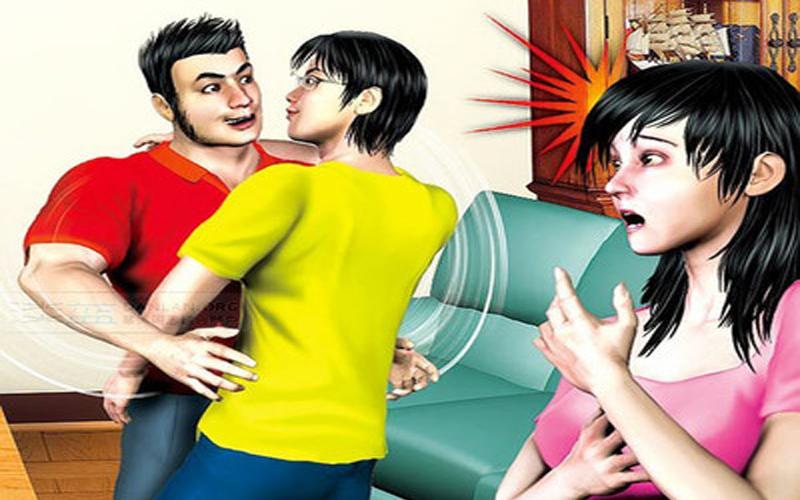 女孩嫁給GAY老公,兩人從此過著「用菊花換鮑魚」的日子!網友:這是一個菊花綻放的年代!