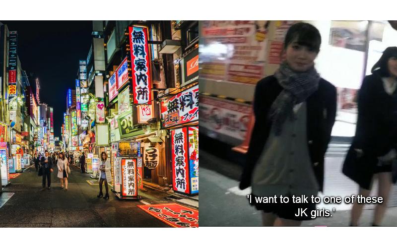 震撼教「慾」!正妹記者深入日本街訪「兒童色情」沒想到記錄下的畫面讓她震驚不已!(影片)