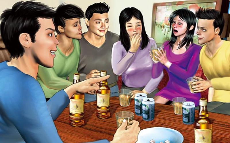 他問是否要讓「女友和5男烤肉過夜」?網友狂酸:再來2個就是白雪公主!