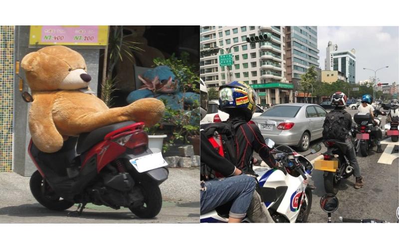 你會介意陌生人坐你機車嗎?網友怒:超沒品!台灣為什麼有這種文化?