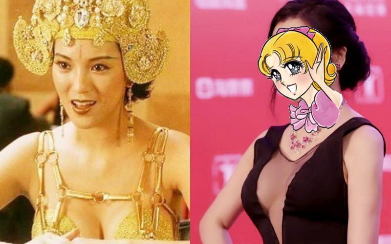 她曾是香港一代波神「豪姬」!如今變成這樣…成就更是讓人不敢想像!