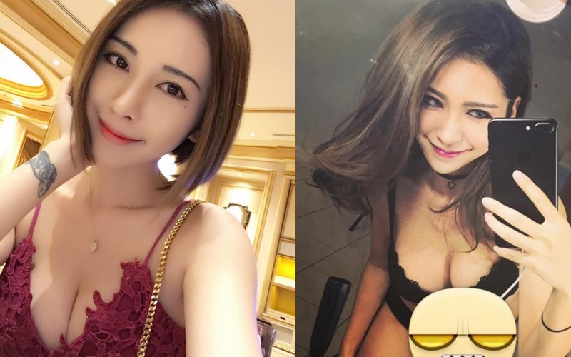 火辣女主播超狂!深夜放送「壓床乳照」福利…網友眼尖找到「亮點照」!
