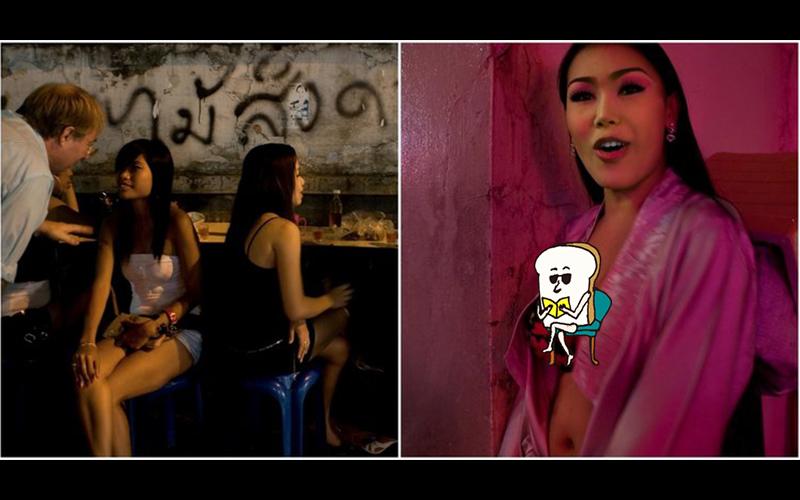 這樣「泰」危險!在泰國從事性產業的女孩們一個比一個年輕漂亮!路邊直接攬客好狂啊!