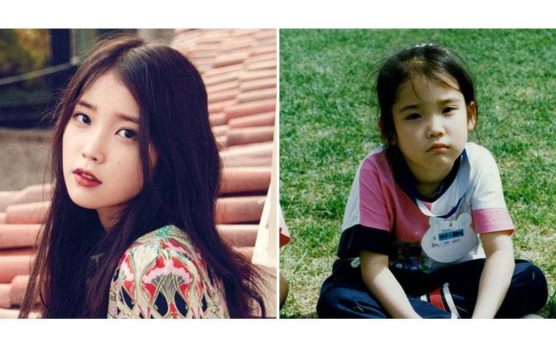 有圖有真相!9位韓國女星「用童年對照圖」證明「純天然」打腫一堆酸民臉!