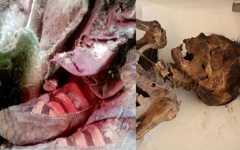 時間旅行者?蒙古千年女屍疑似穿「愛迪達」!沒想到科學家研究一年竟發現...太驚人!(圖)