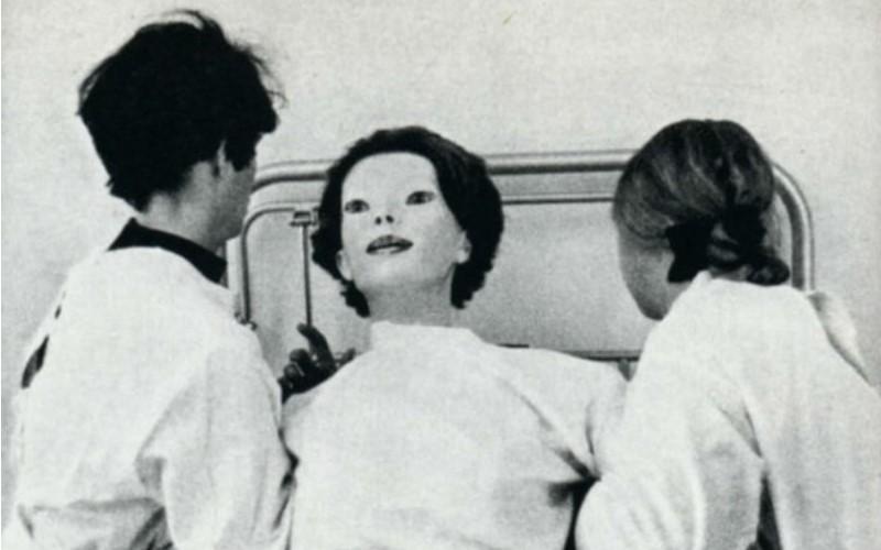 這個「像木偶般的女人」被送進醫院裡治療,最後卻只有一個目擊者活著看完整個治療過程…(圖+影)
